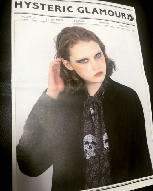 HYSTERIC GLAMOUR AUTUMN ISSUE 2021